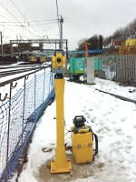 Surveying in Snow